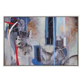 Odessa Framed Canvas Art