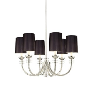 Sonneman Lighting 20th Century 6 light Pendant