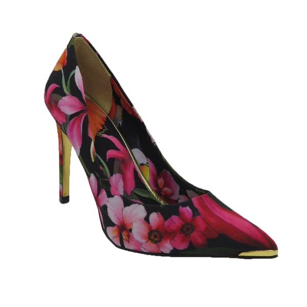 Ted Baker Neevo 3 Multi-color Tropical Floral Print Shoes