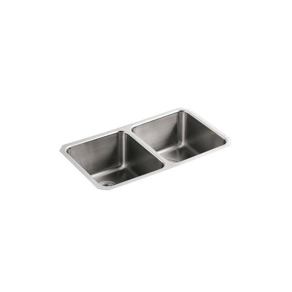 Kohler Undertone Sink : Kohler Undertone Undercounter Stainless Steel 30.75x20.125x9.625 0 ...