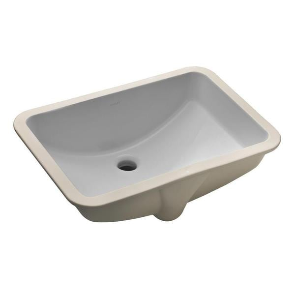 Kohler Ladena Undercounter Lavatory in Ice Grey