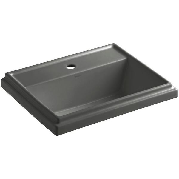 Kohler Tresham Drop In Bathroom Sink 17658222 Shopping Great Deals On Kohler