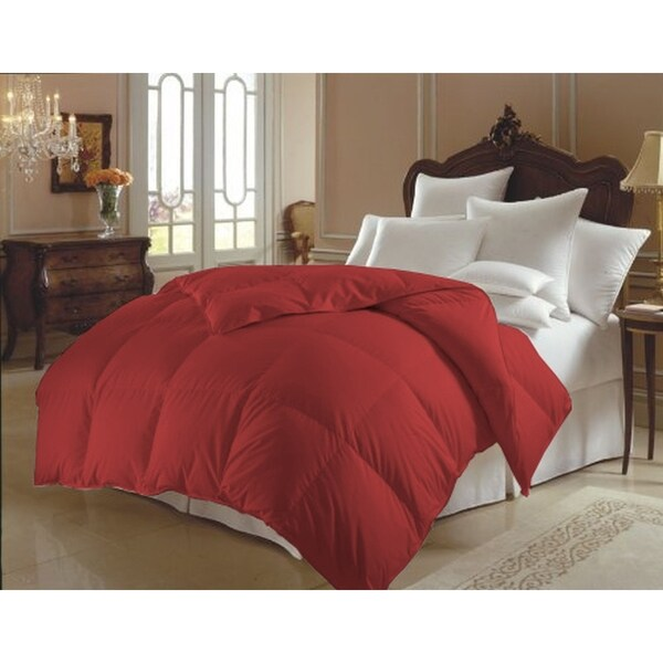 Elegant Comfort Hypoallergenic Double-Filled Comforter/ Duvet Insert