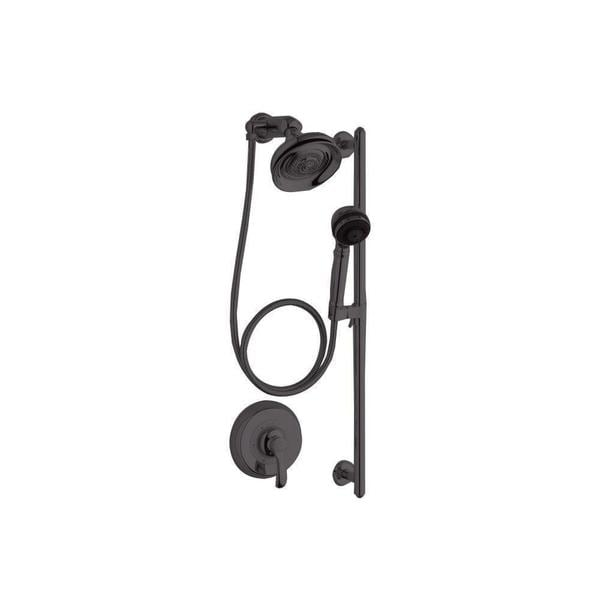 Kohler Fairfax Essentials performance showering package in Oil-Rubbed Bronze - 5 GPM 16281276