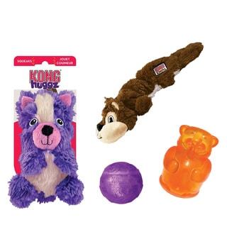 Kong Dog 4 Toy Gift Set