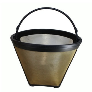 Gold Tone 4 Cup Coffee Filter Part GTF4