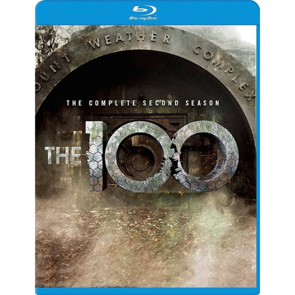 The 100: The Complete Second Season (Blu-ray Disc) 16283061