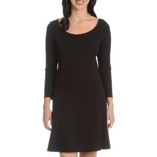 Danillo Boutique Women's Cut-out Back Dress