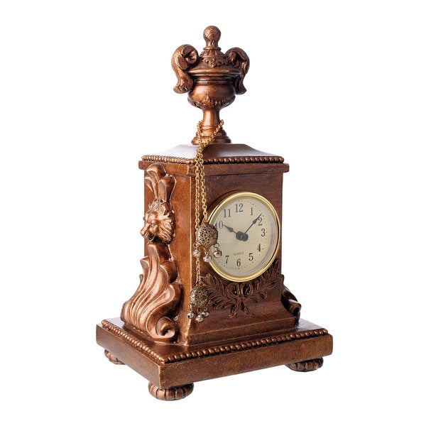 Sterling Barcelona Mantle Display Clock