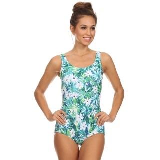 Dippin' Daisy's Bluflower One Piece Missy Bathing Suit