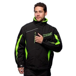 Men's Mossi M1 Black Outdoor Jacket