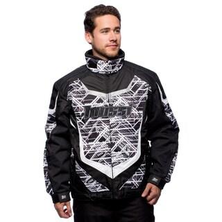 Men's Mossi Axis Black Outdoor Jacket