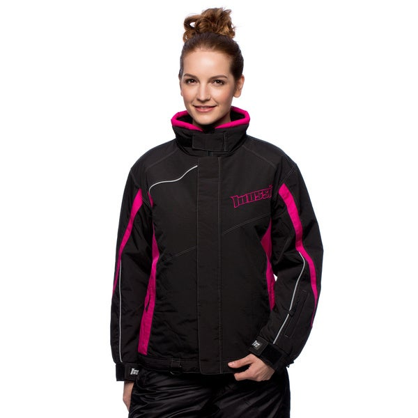 Women's Mossi L1 Black Outdoor Jacket