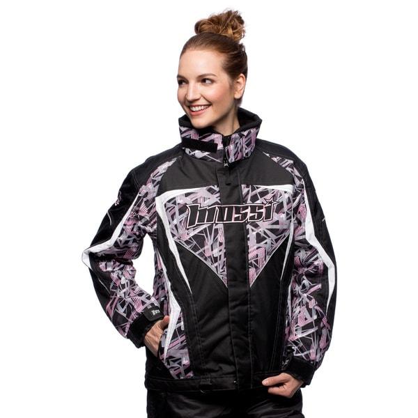 Women's Mossi L2 Black Outdoor Jacket
