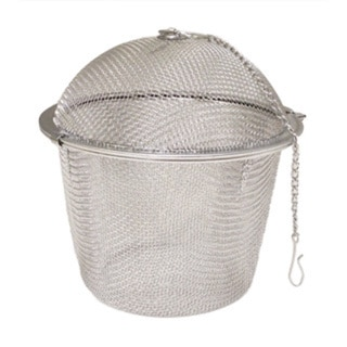 Stainless Steel 4-inch Mesh Spice Ball