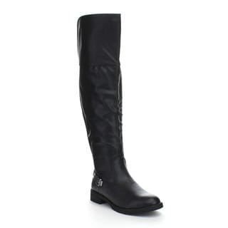 MARK and MADDUX TRAVIS-21 Women's Comfort Western Over Knee High Riding Boots