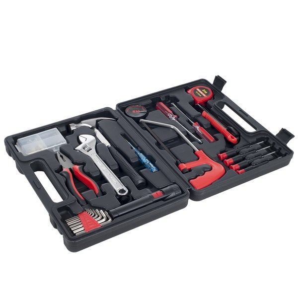 Stalwart 9 Piece Tool Kit - Household Car and Office