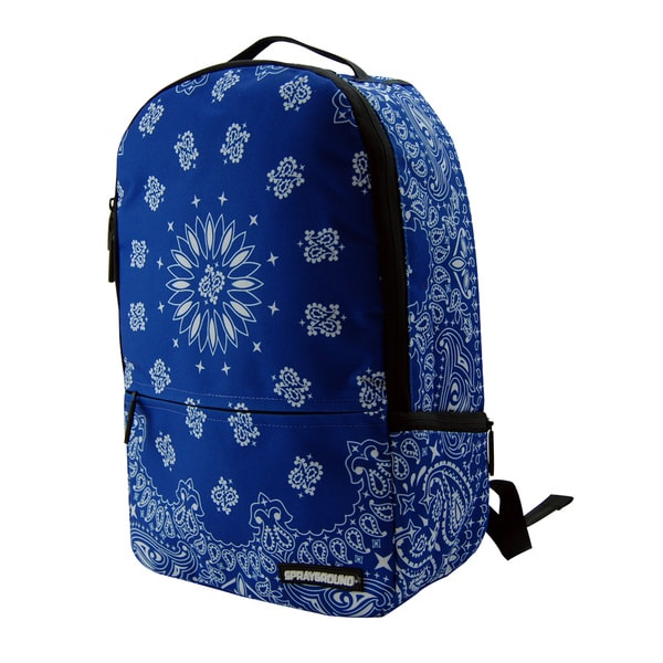 Bandana Deluxe Laptop Backpack Blue