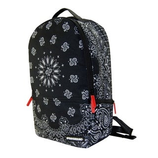 Bandana Deluxe Laptop Backpack- Black