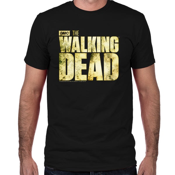 The Walking Dead Logo T-Shirt - Men