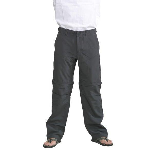 The North Face Men's Asphalt Grey Horizon Convertible Pants (Regular)