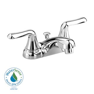 American Standard Colony Centerset Bathroom Sink Faucet