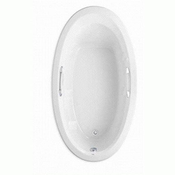 American Standard Ellisse Soaking White Bathtub