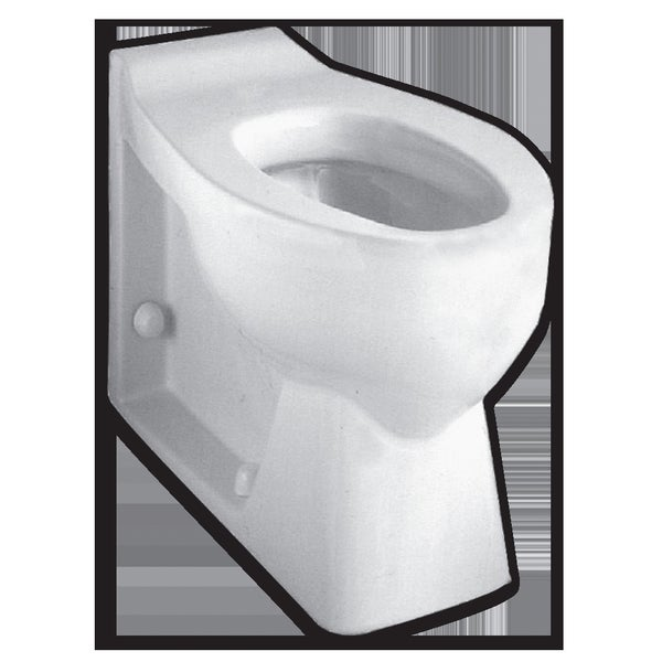 American Standard Huron Toilet