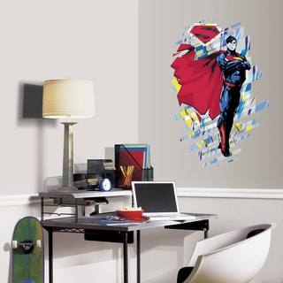 Classic Superman Giant Wall Graphic