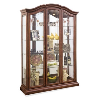 Philip Reinisch Co. Lighthouse Oxford Curio Cabinet