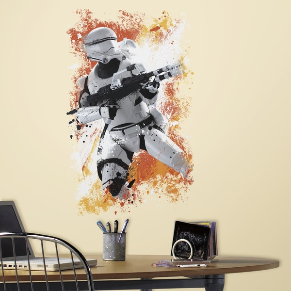 Star Wars Ep VII Stormtrooper Wall Graphic