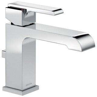 Delta ARA Stainless Steel Single Handle Lavatory Faucet