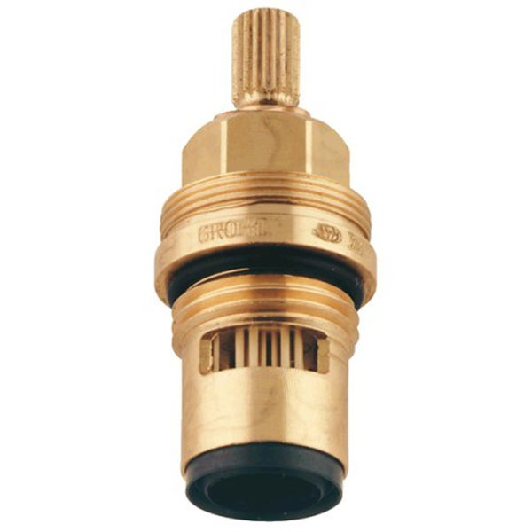 Grohe .5-inch Carbodur Turn Right