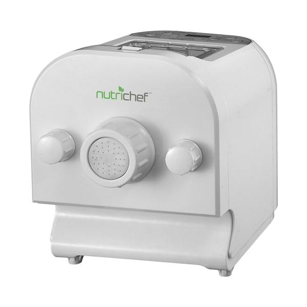 NutriChef PKPM350 Digital Electronic Noodle Pasta Spaghetti Maker