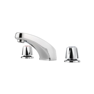 Pfister Pfirst Series 8-inch 2-handle Polished Chrome Lavatory Faucet