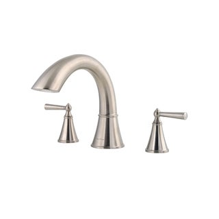 Pfister Saxton 2-handle Brushed Nickel Bathroom Faucet