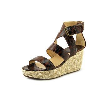 Amalfi By Rangoni Women's 'Parella' Leather Sandals