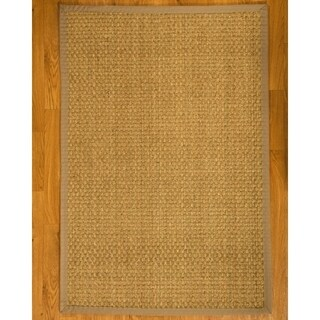 Lancaster Light Khaki Seagrass Rug (6' x 9')