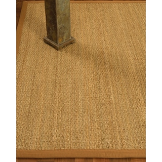Maritime Honey Seagrass Rug (5' x 8')