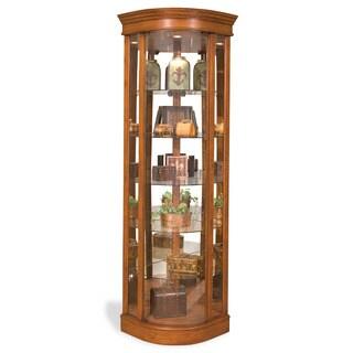 Philip Reinisch Co. 80-inch Lighthouse Auberage II Curio Cabinet