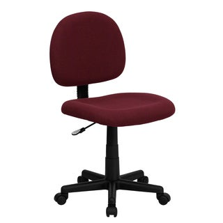 Mid-Back Ergonomic Fabric Office Chair
