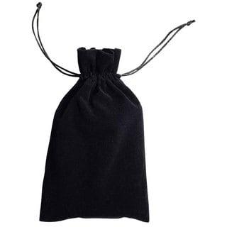 Visol Black Velvet Pouch for 8 ounces Flasks