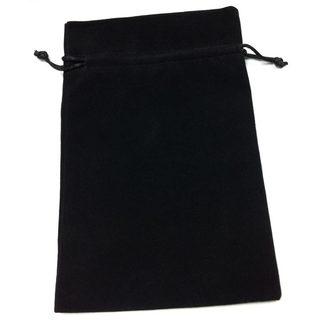 Visol Black Velvet Pouch for 6 oz Flasks