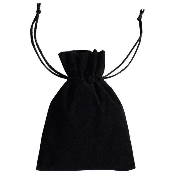Visol Black Velvet Pouch for 4 oz Flasks 16291339