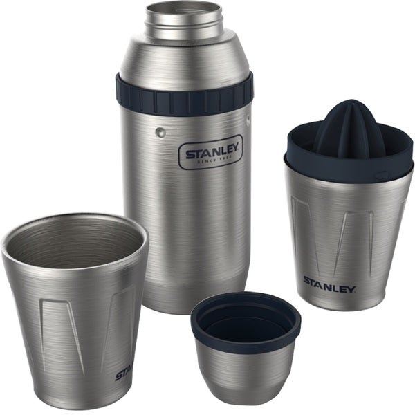 Stanley 20oz Happy Hour Shaker and Two 7 oz. Cups 16291378