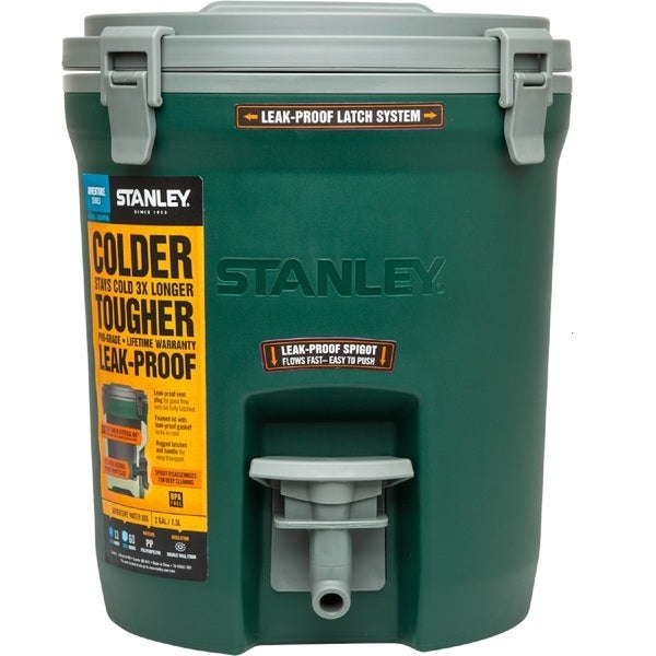 Stanley Adventure 2 Gallon Water Jug - Green