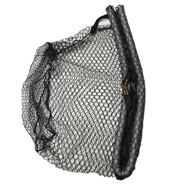 Joy Fish Zippy Fish Bag with 1-inch Mesh and Heavy-Duty Zipper