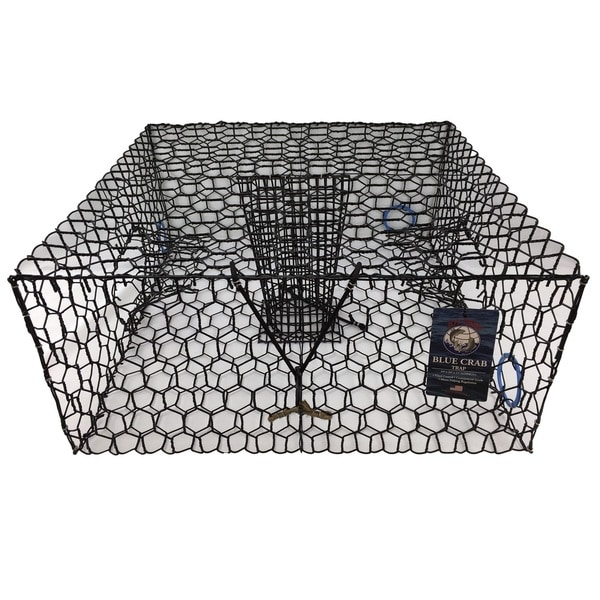 Joy Fish Crab Trap - 24-inchx24-inchx11