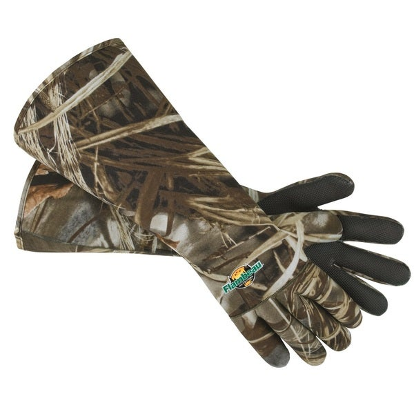 Flambeau Gauntlet Elbow Length Gloves Max 4