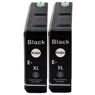 Replacing 2-Pack 786 786XL T786XL120 Black Ink Cartridge for Epson WF-4630 WF-4640 WF-5110 WF-5190 WF-5620 WF-5690 Printer